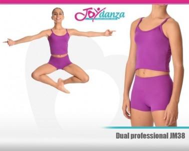 Completo Danza Personalizzabile Abbigliamento Danza Gonne leggings & top