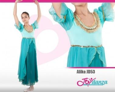 Dama popolare orientale Costumi Danza Classica Costumi repertorio