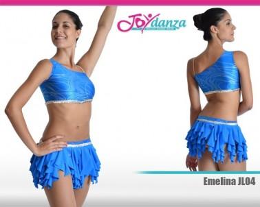 Gonna caraibica top Danza Moderna Latino e Caraibico