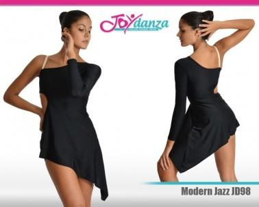 Vestito danza moderna monospalla Danza Moderna Costumi moderna e musical Danza Contemporanea