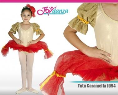 Tutu Bambina Caramella Costumi Danza Classica Tutu per bambina