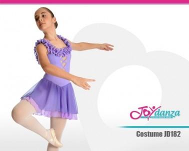 Costume danza classica con rouches Costumi Danza Classica Costumi repertorio