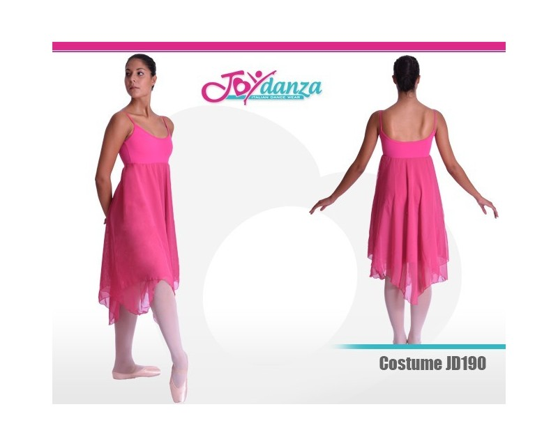 Costume con gonna in velo Costumi Danza Classica Costumi repertorio Tutu economici