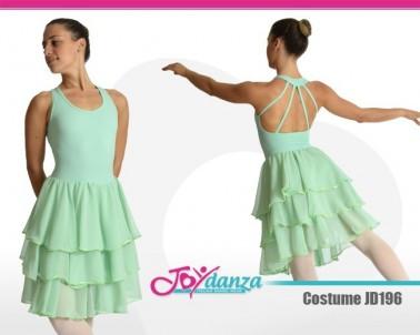 Vestito Danza Classica Chiffon Costumi Danza Classica Costumi repertorio