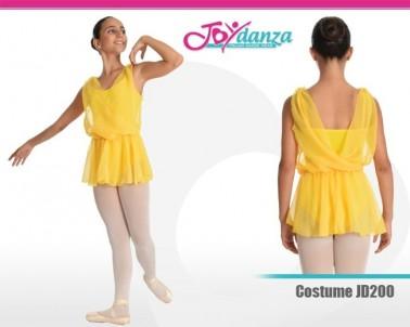 Body con velo Costumi Danza Classica Tutu per bambina Tutu economici