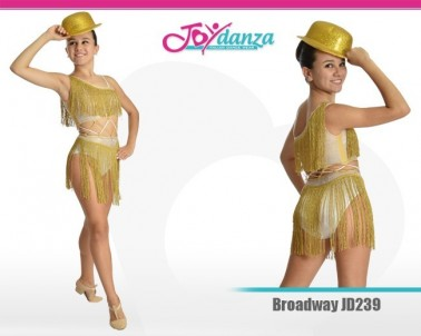 Costume Broadway Danza Moderna Costumi moderna e musical