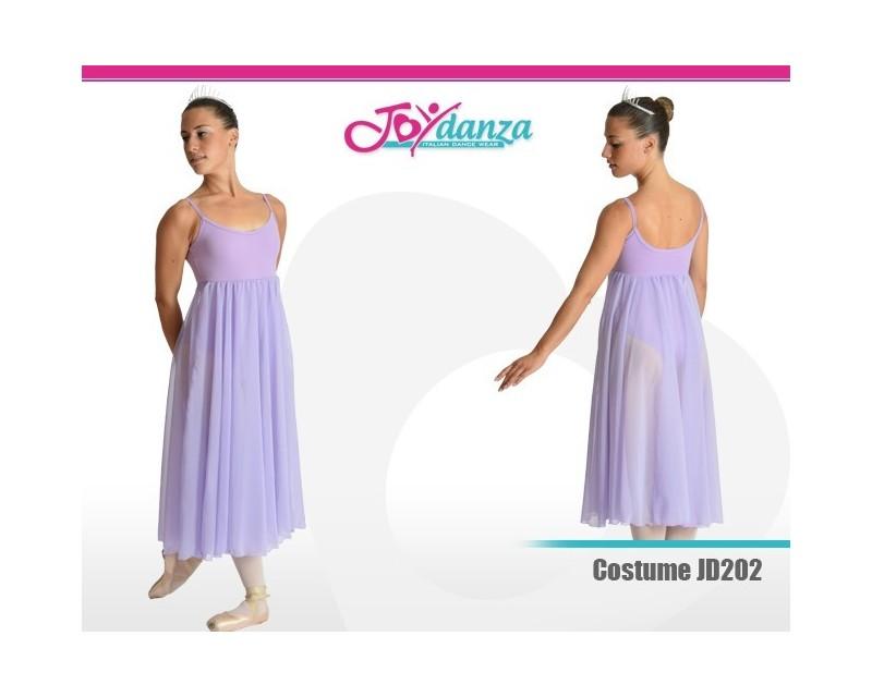 Costume per Ballerina Neoclassica Costumi Danza Classica Costumi repertorio Tutu economici
