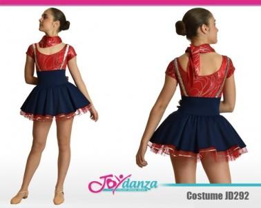 Modern Foulard Danza Moderna Costumi moderna e musical
