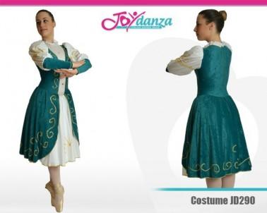 Abito Dama Russa Costumi Danza Classica Costumi repertorio