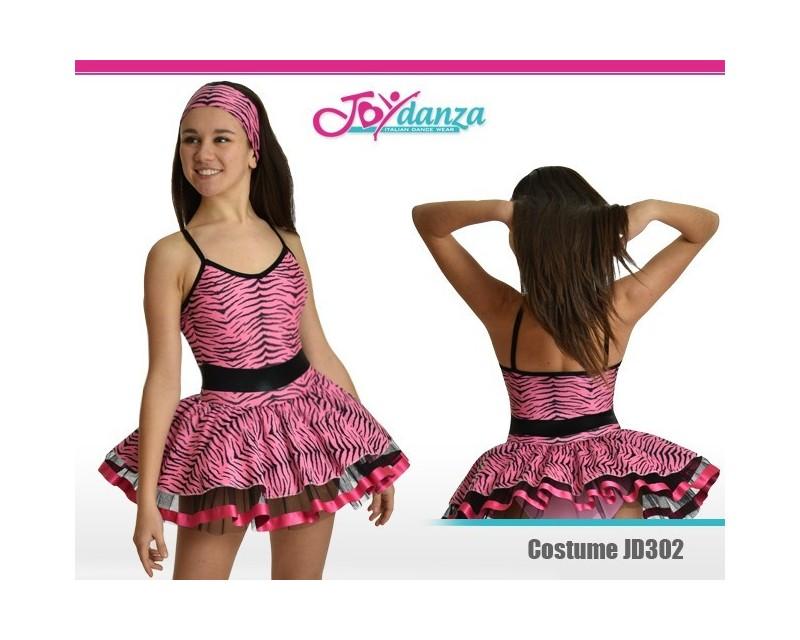 Modern Tigrato Danza Moderna Costumi moderna e musical
