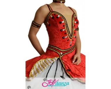 Tutu Figlia del Faraone Costumi Danza Classica Tutu Professionali