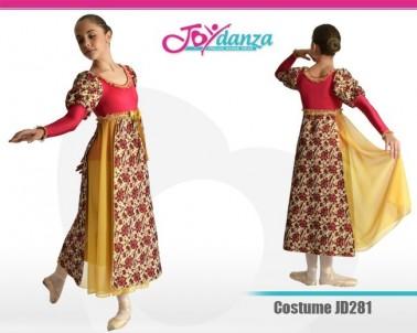 Costume Giulietta Costumi Danza Classica Costumi repertorio