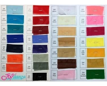 Rete Elastica Semitrasparente Colori e Tessuti Elastici per corpo