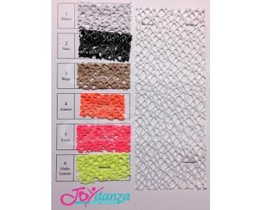 Maglina Elastica Colori e Tessuti Elastici per corpo