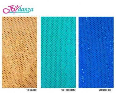 Lycra paillettes Colori e Tessuti Elastici per corpo