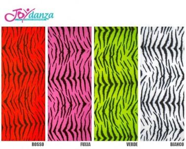 Lycra Animal Colori e Tessuti Elastici per corpo
