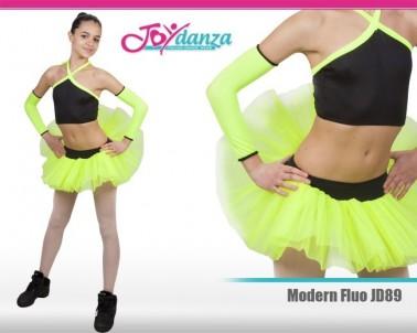 Tutu Fluorescente Costumi Danza Classica Tutulettes Danza Moderna Costumi moderna e musical