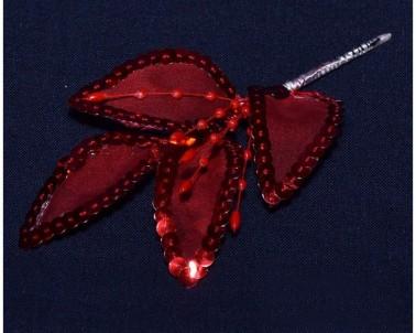 Fianchino di Foglie Accessori Accessori spettacolo