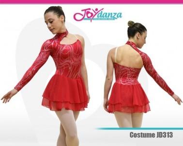 Costume Monospalla Danza Moderna Costumi moderna e musical