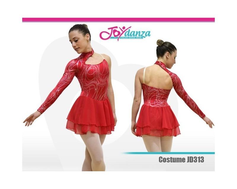 purchase cheap bdda3 16d90 Costume Monospalla - Danza Moderna e Tecnica - Joydanza.it