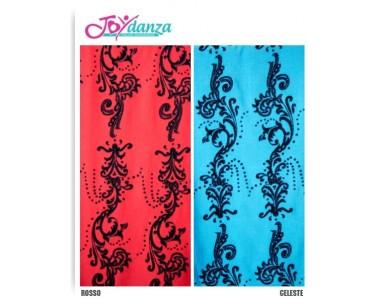 Tessuto Broccato Barocco Colori e Tessuti Elastici per corpo