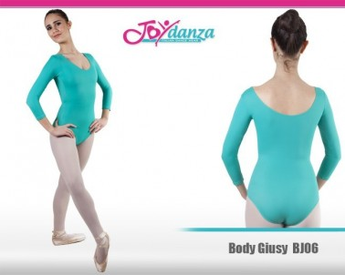 Body Danza Manica Lunga