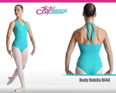 Body danza senza maniche