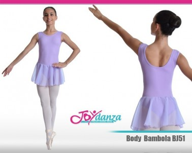 Body Bambina con Gonna