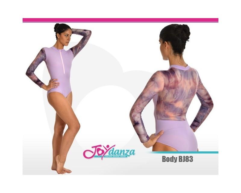 Body danza tessuto Fantasia