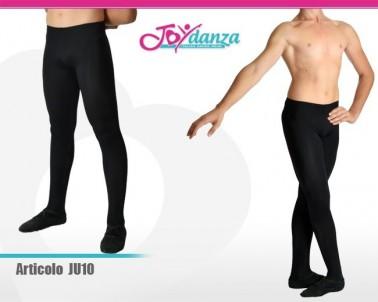 Pantacollant Uomo con Piede Abbigliamento Danza Uomo