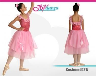 Tutu gonna lunga Costumi Danza Classica Costumi repertorio Tutu degas