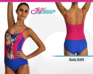 Body per Danza Moderna personalizzabile