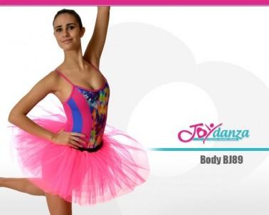 Body per Danza Moderna con tutulette