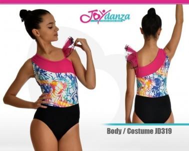 Body Danza con gonna in tulle Danza Moderna Costumi moderna e musical