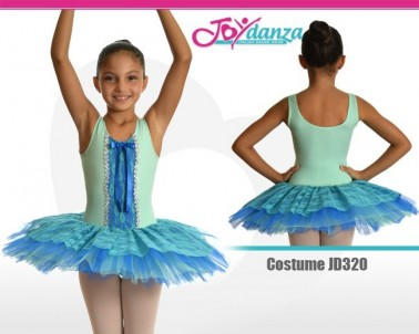 Tutu Merletto Costumi Danza Classica Tutu per bambina
