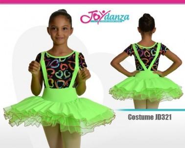 Costume Scugnizza Moderna Danza Moderna Costumi moderna e musical