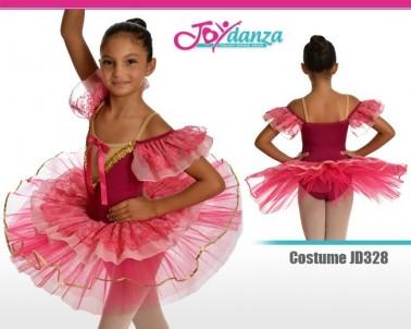 Tutu Carillon Costumi Danza Classica Tutu per bambina
