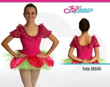 Tutu Fiore Costumi Danza Classica Tutu per bambina
