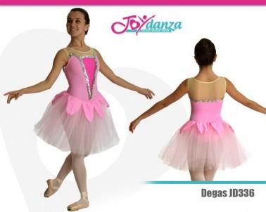 Tutu Degas con Petali Costumi Danza Classica Tutu degas