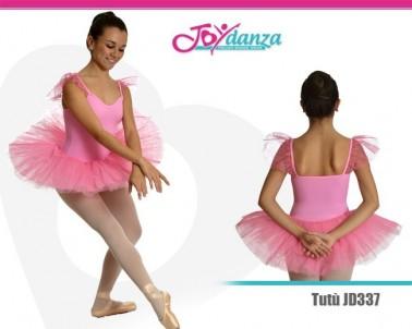 Tutu con tulle decorato Costumi Danza Classica Tutu per bambina