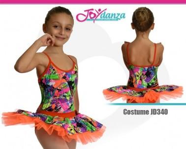 Vestito Moderno Bambina Danza Moderna Costumi moderna e musical
