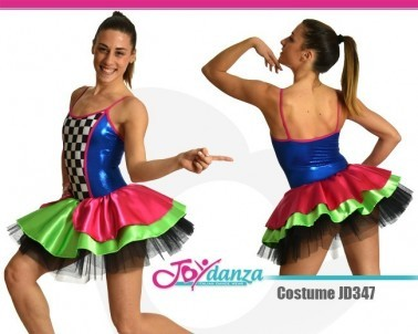 Tutu danza moderna Danza Moderna Costumi moderna e musical