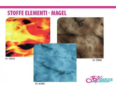 stoffe elementi Colori e Tessuti Elastici per corpo