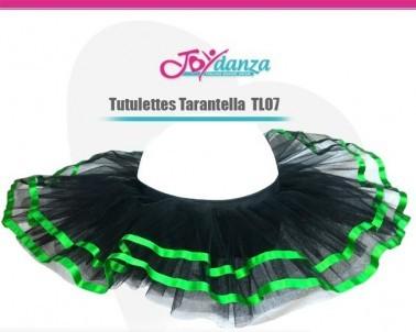 Gonna Tarantella Costumi Danza Classica Tutulettes