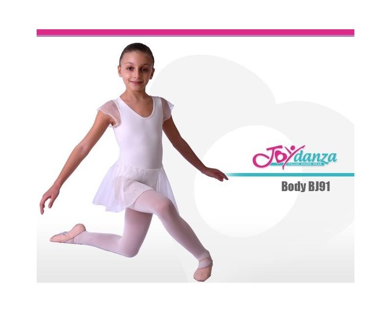 Body bambina gonnellino