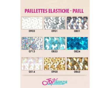 Paillettes elastiche per Costumi Colori e Tessuti Elastici per corpo