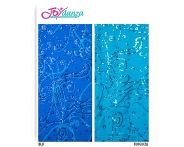 Lycra Fantasia Astratta Colori e Tessuti Elastici per corpo