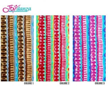 Lycra tribale Colori e Tessuti Elastici per corpo