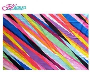 Fantasia Allegria Colori e Tessuti Elastici per corpo