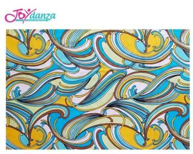 Lycra hippie Colori e Tessuti Elastici per corpo